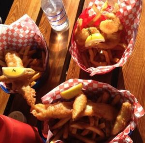 West-Kanada Keyfacts: Fish and Chips