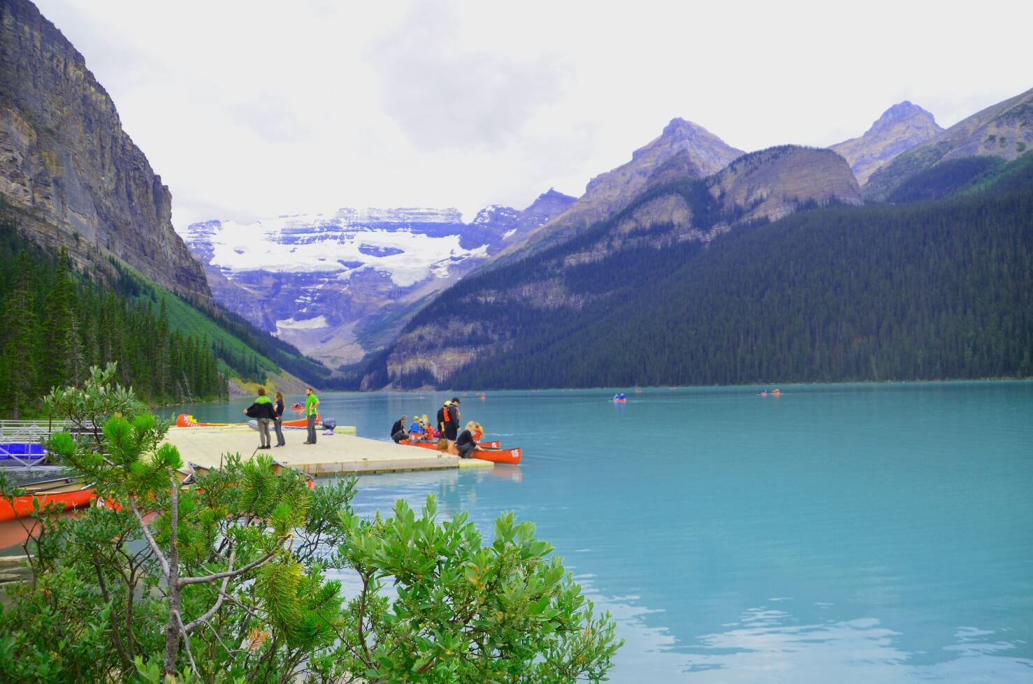 Outdoor-Packliste: Lake Louise