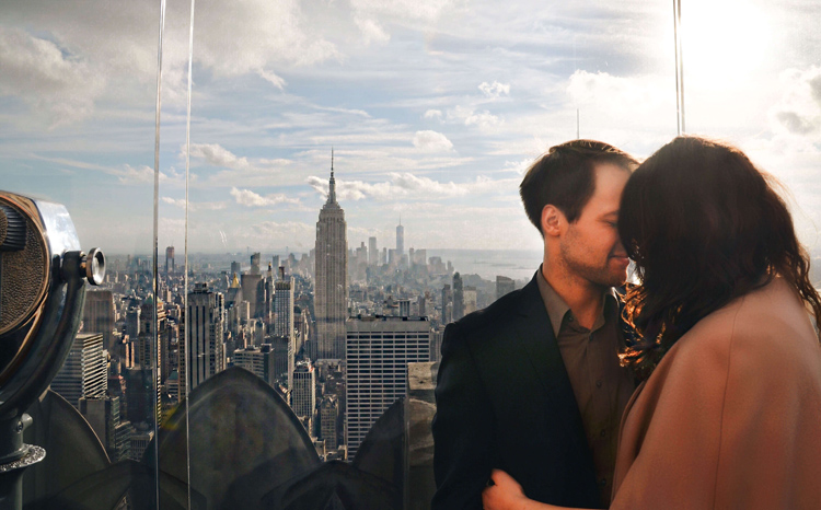 Heiraten in New York