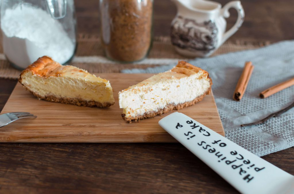 New York Cheesecake: Beitragsbild